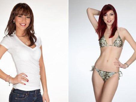 Jelena und Petra sehen ihre Chance Miss Vienna 2013 zu werden.