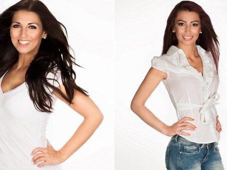 Daniela und Doris sind unter den Top28-Kandidatinnen der Miss Vienna Wahl 2013.