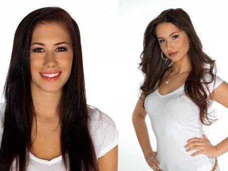 Jacqueline und Diana wollen es bei der Miss Vienna Wahl 2013 allen beweisen.