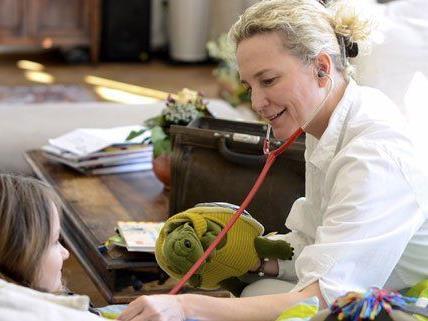 In Wien gibt es ein neues mobiles Betreuungsangebot für unheilbar kranke Kinder.