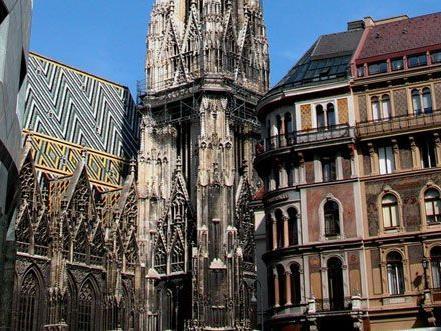 Vier Frauen gingen in Wien auf Diebestour