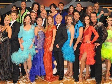 """""""Dancing Stars"""": Zweite Show mit erstem Solotanz der Promidamen"""