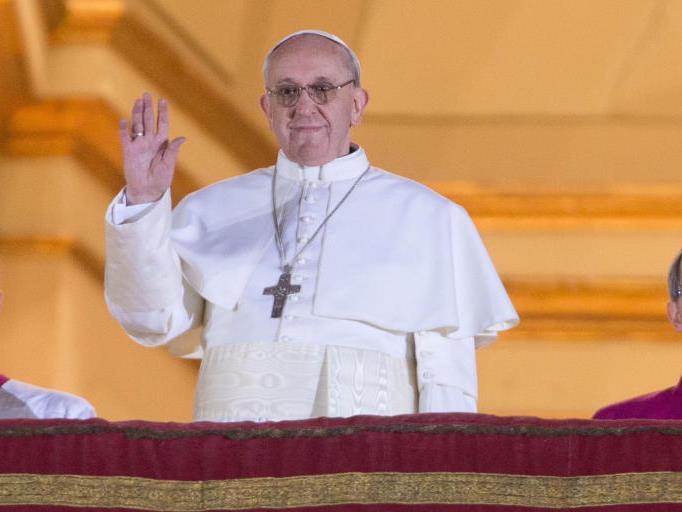 Der neue Papst wurde gewählt: Jorge Mario Bergoglio, alias Franziskus I.