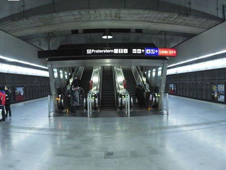 Im Bereich der Wiener U-Bahn soll der 26-Jährige mehrfach Fahrgäste bestohlen.