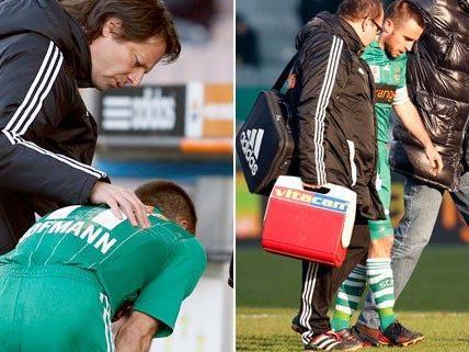 Wegen einer Verletzung fällt Steffen Hofmann für längere Zeit aus.