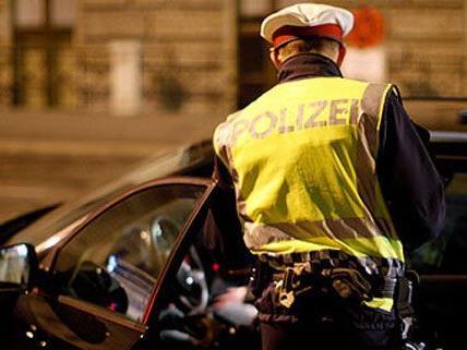 40-jähriger Alkolenker verursachte in Wien-Favoriten einen Unfall