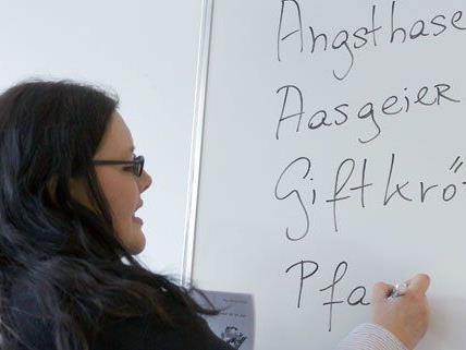 Die Volkshochschule in Wien-Meidling lehrt auf Wienerisch zu schimpfen.
