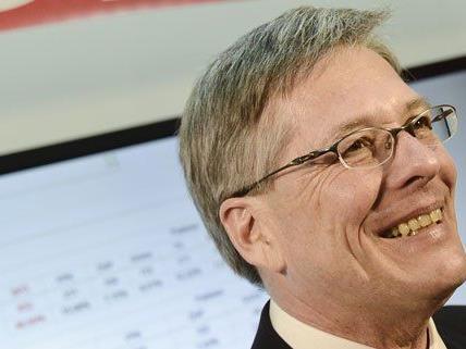 SPÖ-Spitzenkandidat Peter Kaiser war der strahlende Sieger der Landtagswahl in Kärnten.
