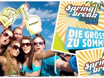 VIENNA.AT bringt euch zum Spring Break Europe - die größte Beachparty Europas