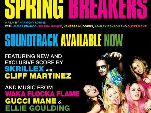 Spring Breakers, der Soundtrack zum Film.