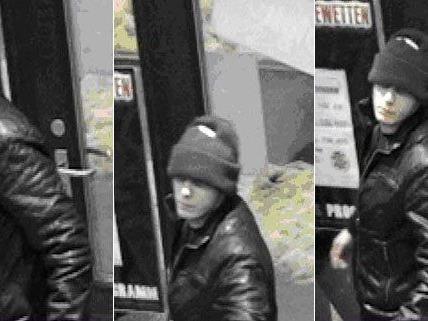 Dieser Mann wird von der Polizei nach dem Straßenraub in Wien-Wieden gesucht.