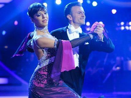 Katharina Gutensohn und Christoph Santner haben ausgetanzt.