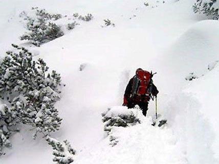 Die Wienerin hatte sich bei einer Skitour in der Steiermark schwer verletzt.