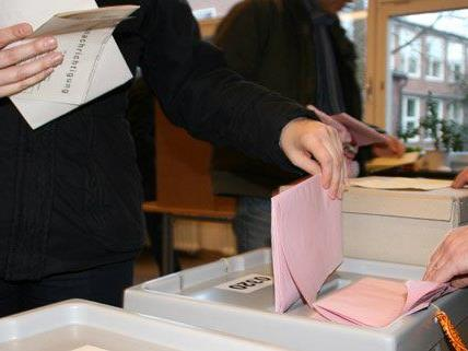 Zwischen 6 und 17 Uhr haben die Wahllokale in Niederösterreich geöffnet.