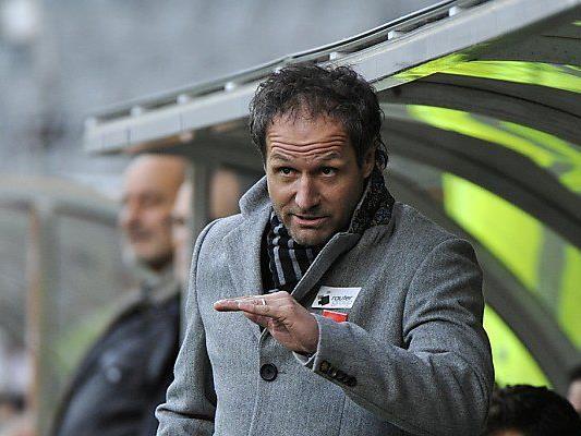Innsbruck-Trainer Kirchler vor schwieriger Zeit