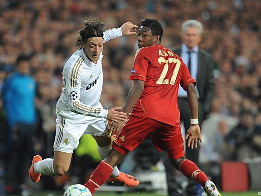 Im Vorjahr schaltete Bayern Real Madrid aus