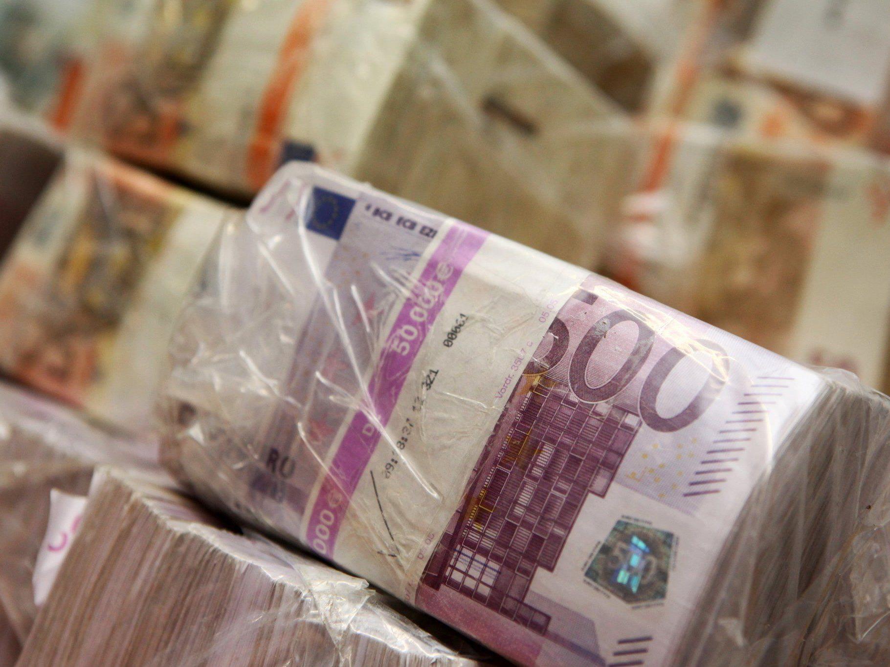 """Die EZB denkt darüber nach, den """"Fünfhunderter"""" abzuschaffen."""
