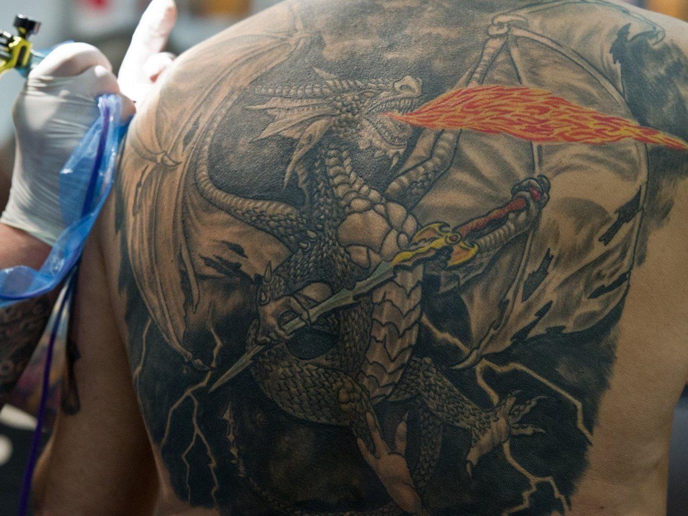 Von 3. bis 5. Mai findet in Unterpremstätten bei Graz die Tatto Convention statt.