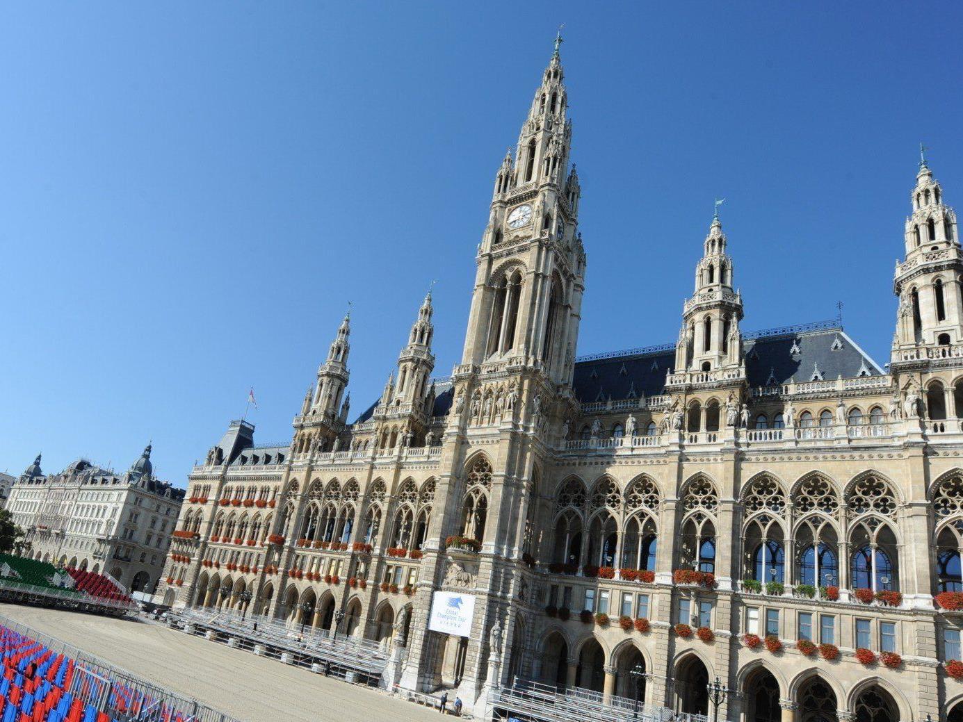 Im Wiener Rathaus widmet man sich einen Tag lang der Lunge
