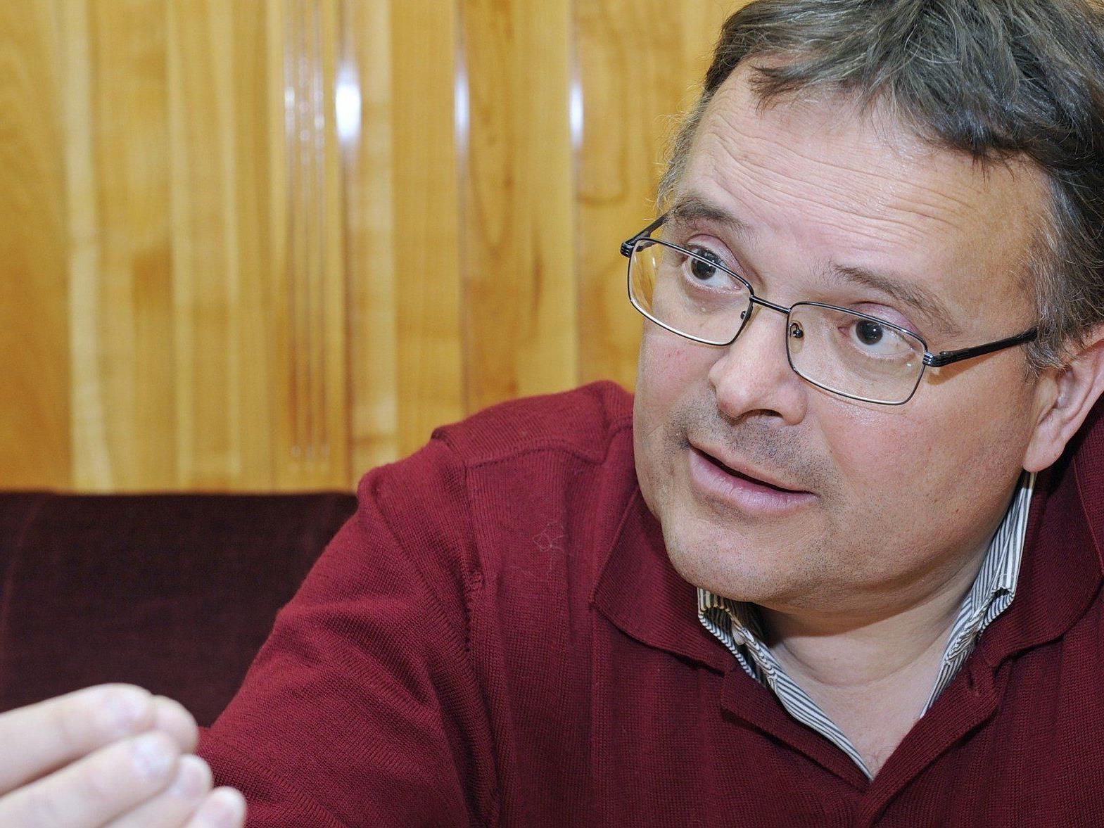 Gerald Hauser soll die 15-Prozent-Marke mit der Tiroler FPÖ bei der Landtagswahl knacken.