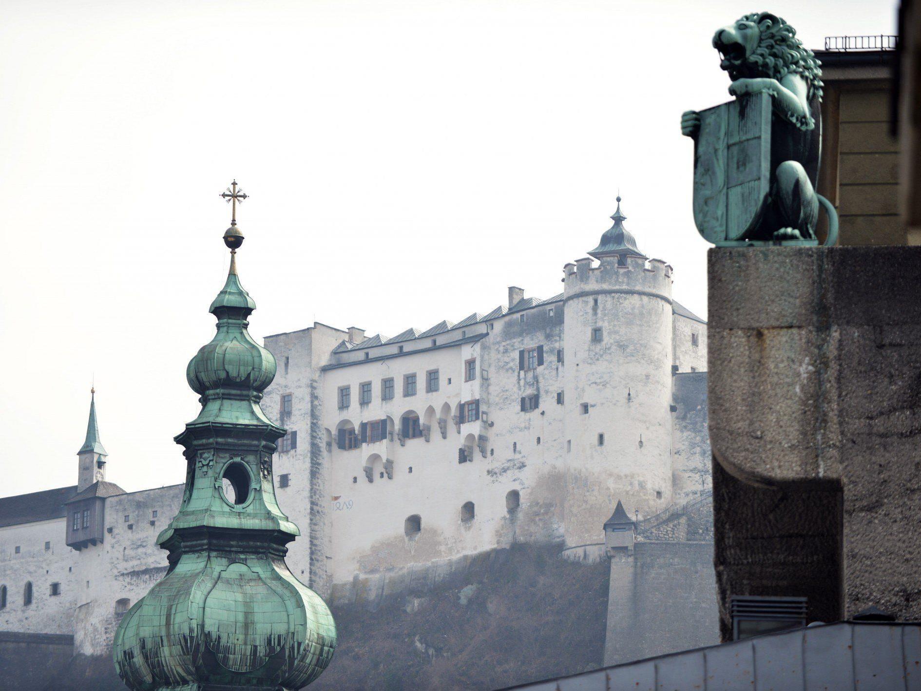 """Salzburg-Wahl: Durchschnaufen mit """"Out of Africa"""" und Biedermeier"""