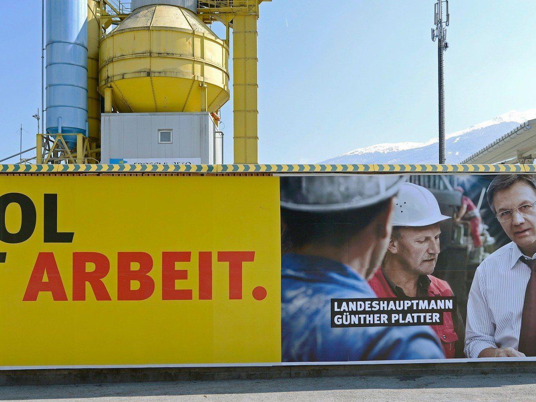 Landeshauptmann Günther Platter will nach der Landtagswahl in Tirol keine Dreierkoalition.