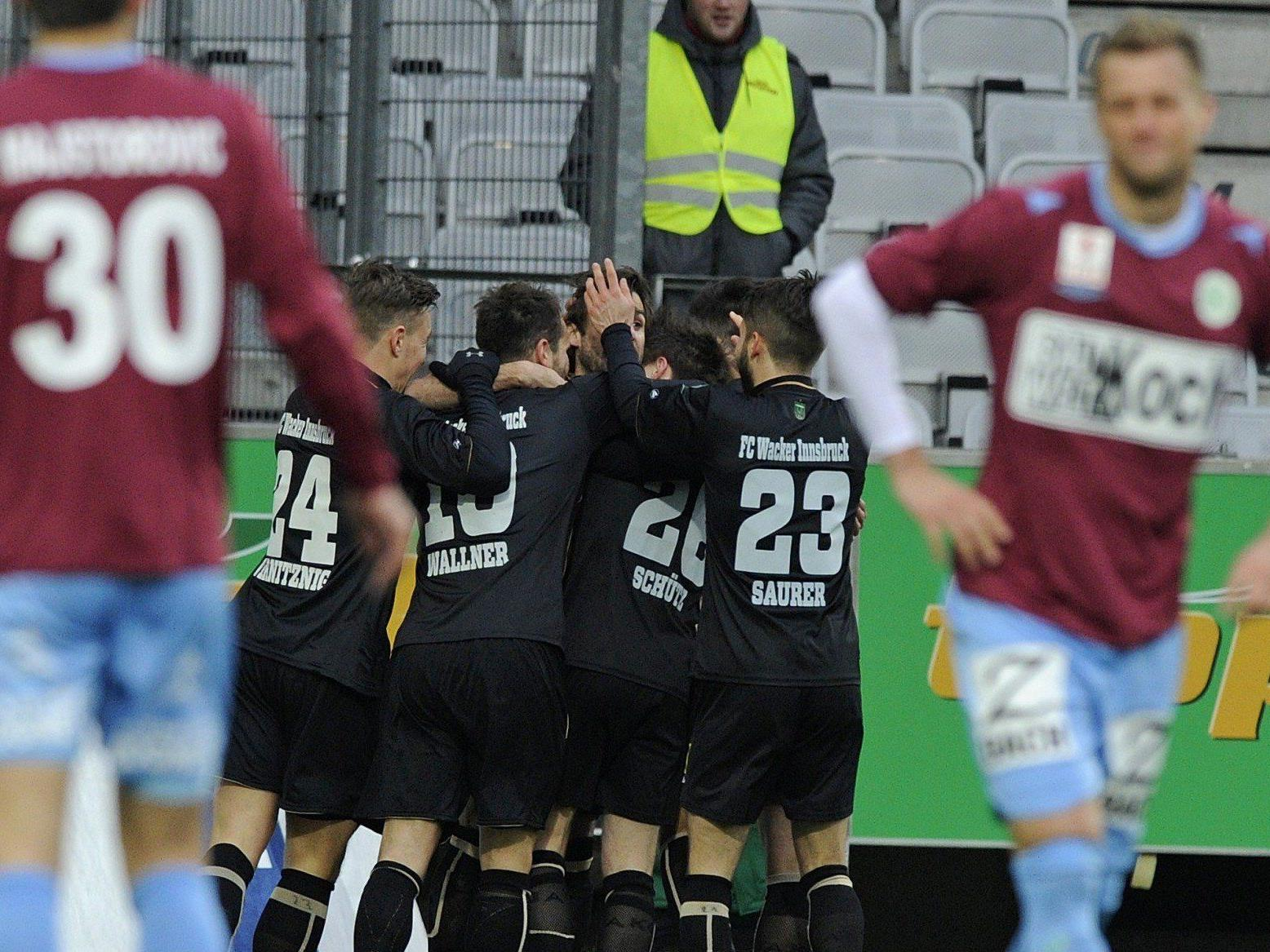 Wir berichten ab 18.30 Uhr live vom Spiel SV Mattersburg gegen Wacker Innsbruck.