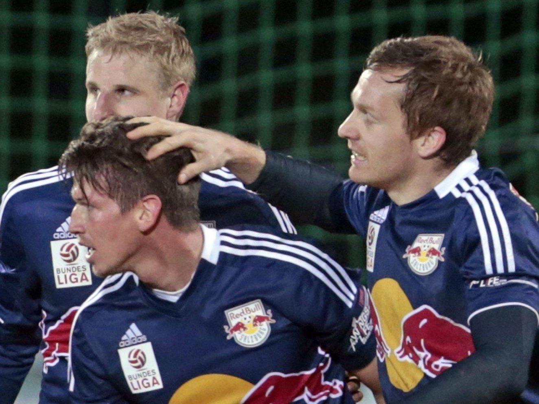 Wir berichten am Samstag live vom Spiel Red Bull Salzburg gegen WAC im Ticker.