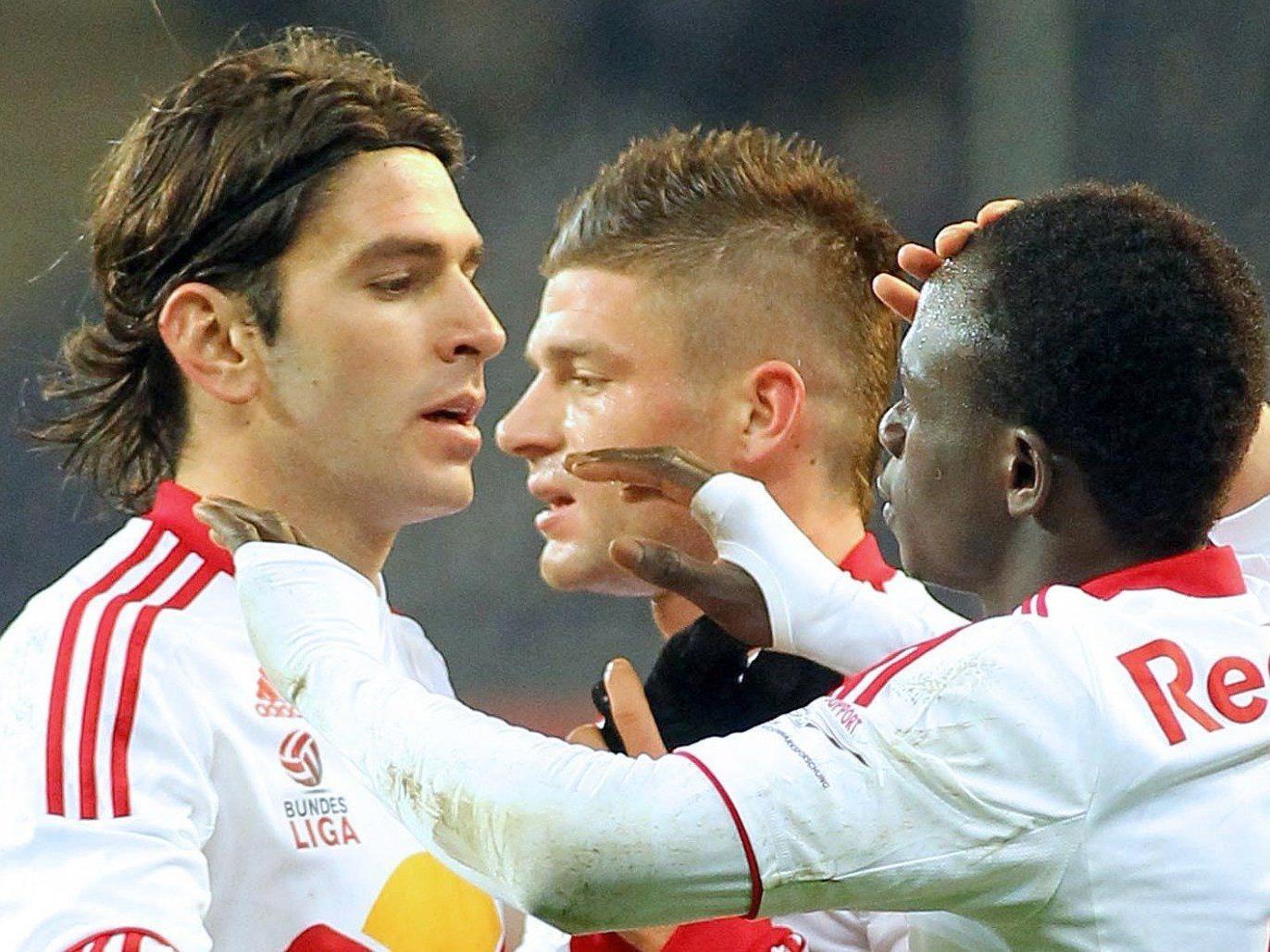 Wir berichten LIVE vom Spiel SV Mattersburg gegen Red Bull Salzburg.
