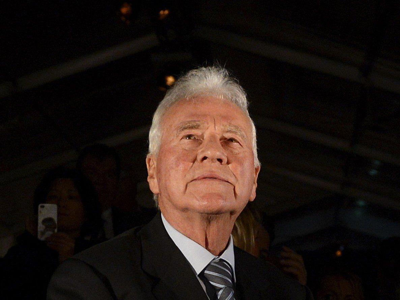 Frank Stronach bricht den Tirol-Wahlkampf ab.