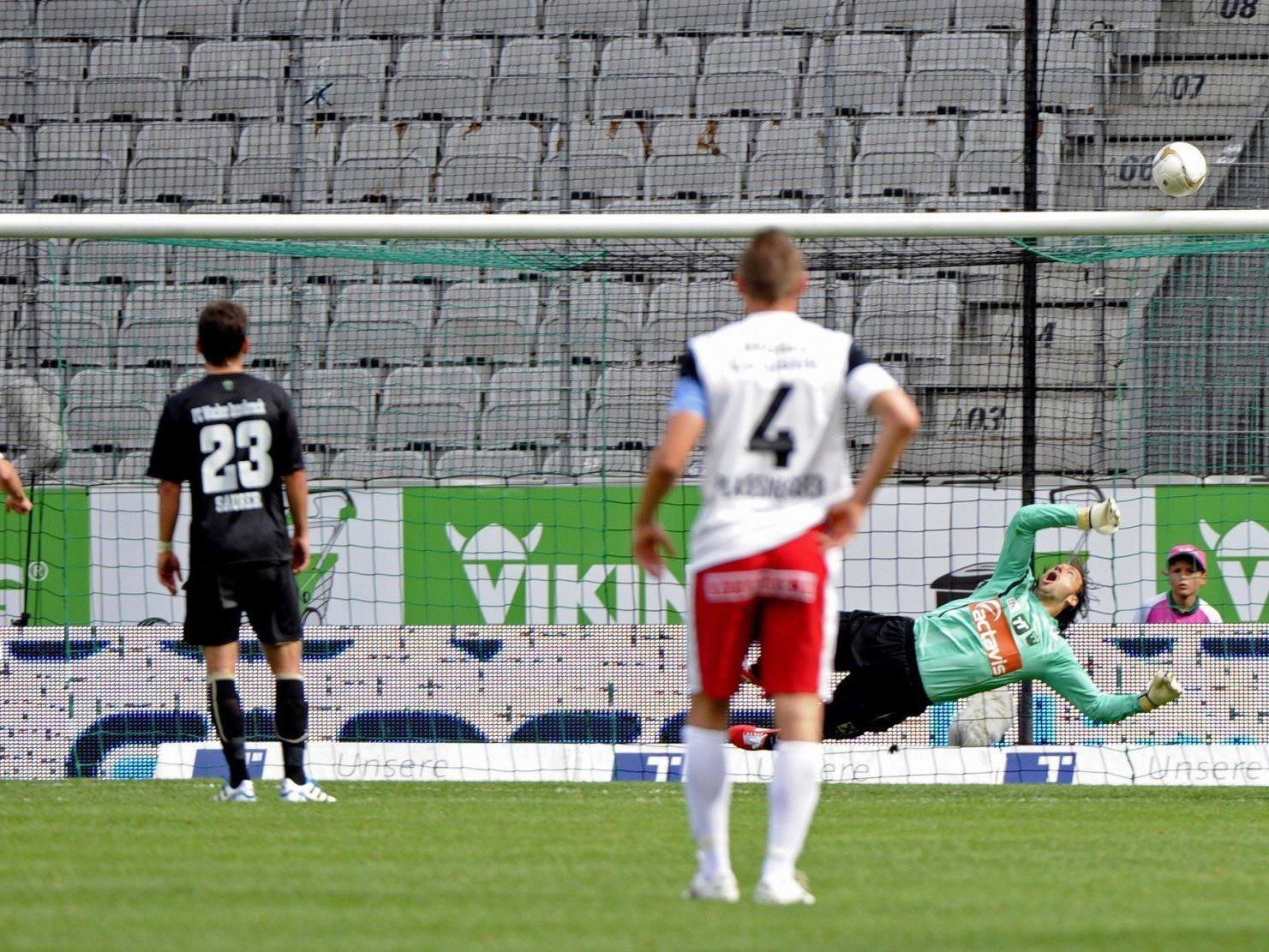 Wir berichten live vom Spiel aus der Südstadt zwischen FC Admira Wacker und FC Wacker Innsbruck.