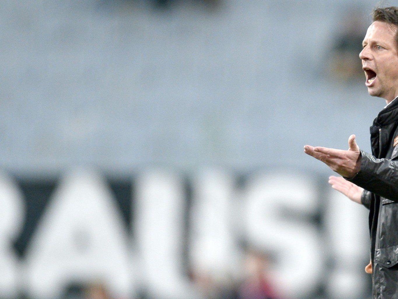 Stimmen zum Spiel SK Rapid Wien gegen FC Pasching nach dem ÖFB-Cup-Viertelfinale.