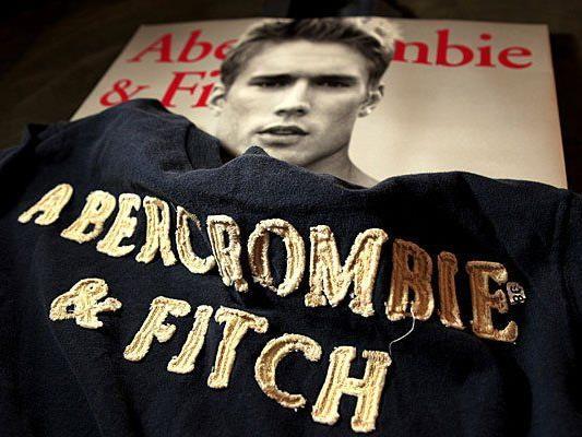 Dem schönen Schein kann die Kleidung von Abercrombie & Fitch scheinbar nicht standhalten