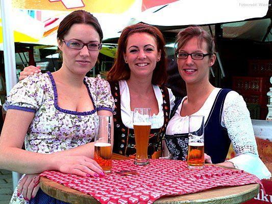 Beim 4. Wiener Bierfest wird wieder nach Kräften dem beliebten Gerstensaft gefrönt