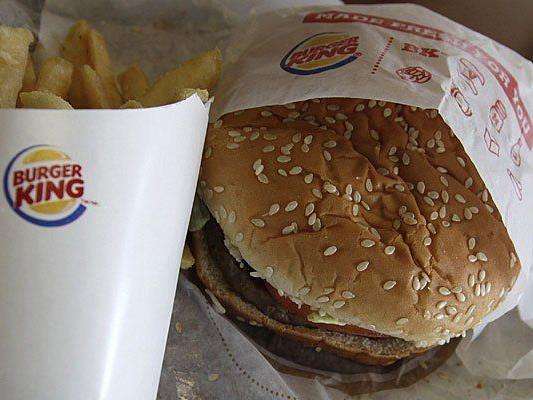 Ein Einbrecher versuchte sein Glück bei Burger King - wo er auch gleich seinen Hunger stillte