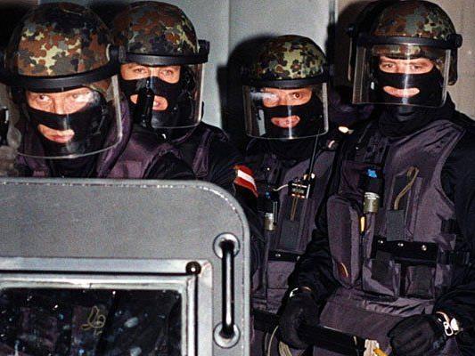 Der Cobra gelang es, eine entführte Frau aus Penzing zu befreien