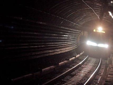 Feinstaubbelastung in U-Bahnen höher als auf Straße