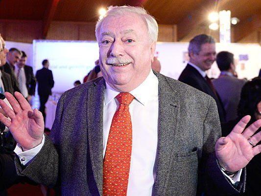 20 Jahre im Amt: Michael Häul hat allen Grund zur Freude