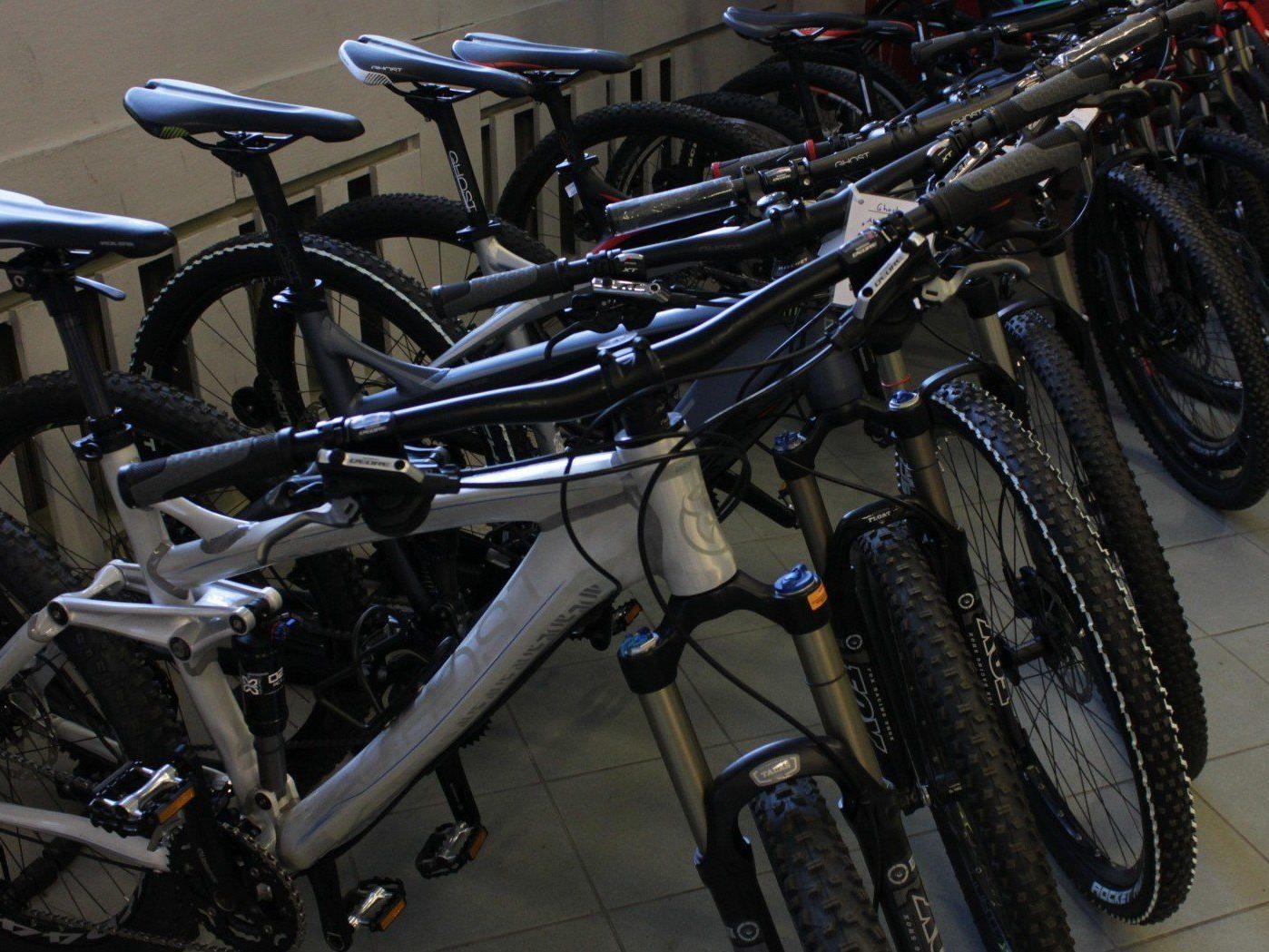 Worauf muss ich bei meinem Mountainbike achten?