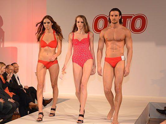 Bei der OTTO Bikini Gala im Palais Ferstl war Vorfreude auf den Sommer spürbar