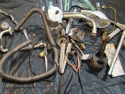 Zwei Kupferkabeldiebe in Wien - Penzing festgenommen
