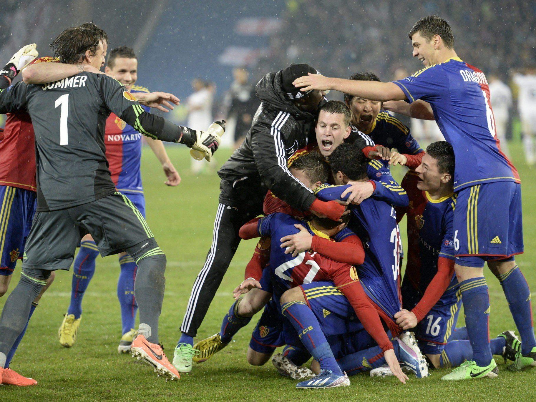 Der FC Basel schafften am Donnerstagabend mit einem dramatischen 4:1 im Elfmeterschießen gegen Tottenham Hotspur den Aufstieg ins Halbfinale der Europa League.