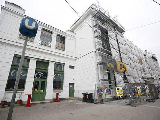 Teilsperre: Die U6-Station Josefstädter Straße ist erneut wegen Sanierung geschlossen