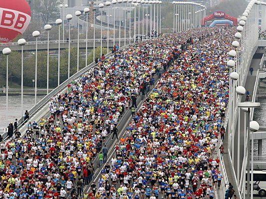 Der Vienna City Marathon legt alle Jahre wieder Teile Wiens lahm