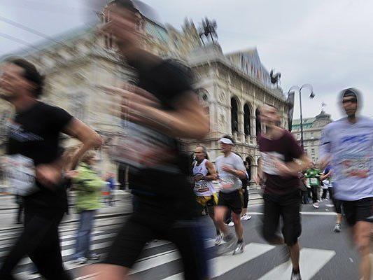Beim Vienna City Marathon laufen auch HAK-Schüler mit