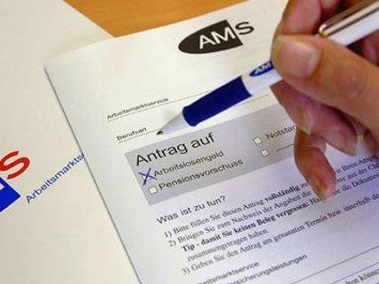 Arbeitslosigkeit - Ein Plus von 9,8 Prozent in Wien