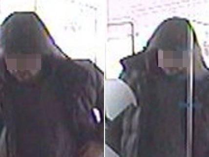 Dieser Mann wurde nach dem Banküberfall in Mauerbach von der Polizei gesucht.