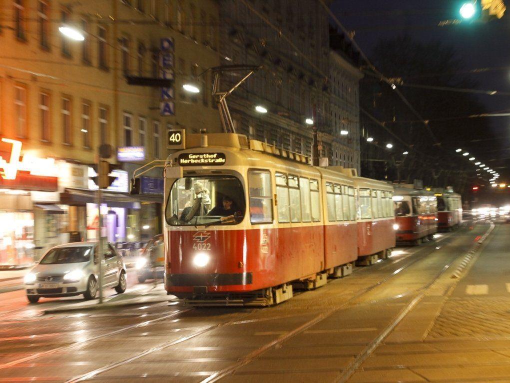 Insbesondere auf der Währinger Straße sanieren die Wiener Linien.