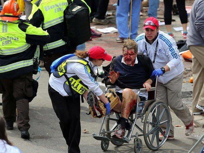 Über 100 Verletzte nach Bomben-Terror
