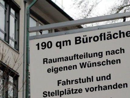 Rund 10,96 Millionen Quadratmeter stehen in Wien an Büroflächen zur Verfügung.